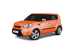 Авто Kia Soul, 2010 года выпуска, цена 485 000 руб., Москва