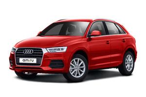 Новый автомобиль Audi Q3, 2017 года выпуска, цена 2 090 000 руб., Екатеринбург