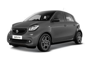 Авто Smart Forfour, 2016 года выпуска, цена 1 124 392 руб., Москва