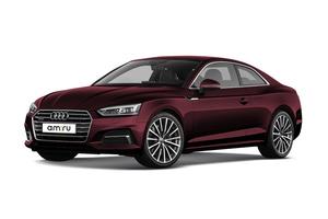 Новый автомобиль Audi A5, 2017 года выпуска, цена 2 771 532 руб., Москва