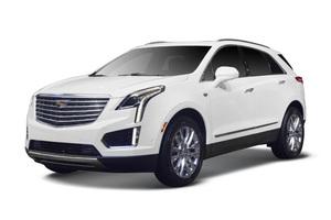 Авто Cadillac XT5, 2016 года выпуска, цена 3 890 000 руб., Москва