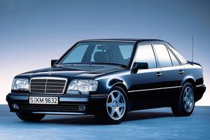 Е500 седан