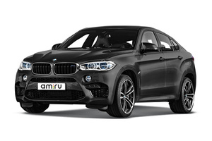 Авто BMW X6 M, 2017 года выпуска, цена 9 430 500 руб., Москва