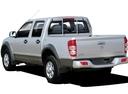 Фото авто Great Wall Wingle 5 1 поколение, ракурс: 135 цвет: серебряный