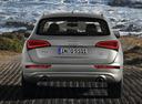Фото авто Audi Q5 8R [рестайлинг], ракурс: 180 цвет: серый