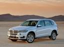 Фото авто BMW X5 F15, ракурс: 45 цвет: белый