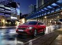 Фото авто Kia Cee'd 3 поколение, ракурс: 45 цвет: красный