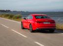 Фото авто Audi S5 F5, ракурс: 135 цвет: красный