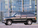 Фото авто Chevrolet Tahoe GMT800, ракурс: 90