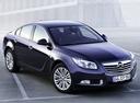 Фото авто Opel Insignia A, ракурс: 315 цвет: синий