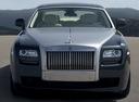 Фото авто Rolls-Royce Ghost 1 поколение,  цвет: серый