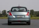 Фото авто Suzuki Swift 4 поколение, ракурс: 180 цвет: зеленый