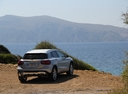 Фото авто Mercedes-Benz GLA-Класс X156 [рестайлинг], ракурс: 225 цвет: серебряный