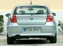 Фото авто BMW 1 серия E81/E82/E87/E88 [рестайлинг], ракурс: 180 цвет: серебряный