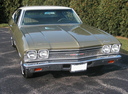 Фото авто Chevrolet Chevelle 2 поколение, ракурс: 315