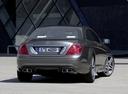 Фото авто Mercedes-Benz CL-Класс C216 [рестайлинг], ракурс: 180 цвет: серый
