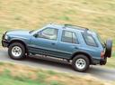 Фото авто Opel Frontera A, ракурс: 90