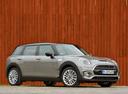 Фото авто Mini Clubman 2 поколение, ракурс: 315 цвет: серый
