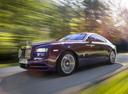 Фото авто Rolls-Royce Wraith 2 поколение, ракурс: 45 цвет: бордовый