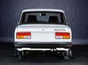 Фото авто ВАЗ (Lada) 2107 1 поколение, ракурс: 180 - рендер цвет: белый