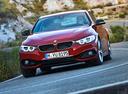 Фото авто BMW 4 серия F32/F33/F36,  цвет: красный