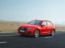 Фото авто Audi SQ5 2 поколение, ракурс: 45 цвет: красный