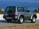 Фото авто Nissan Patrol Y61, ракурс: 225 цвет: серый