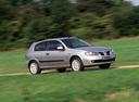 Фото авто Nissan Almera N16 [рестайлинг], ракурс: 315 цвет: серебряный