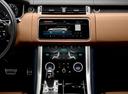 Фото авто Land Rover Range Rover Sport 2 поколение [рестайлинг], ракурс: центральная консоль