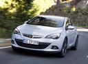Фото авто Opel Astra J [рестайлинг],  цвет: белый