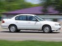Фото авто Chevrolet Malibu 2 поколение [рестайлинг], ракурс: 270