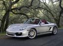 Фото авто Porsche Boxster 987 [рестайлинг], ракурс: 90