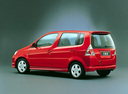 Фото авто Daihatsu YRV 1 поколение, ракурс: 225
