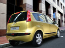 Фото авто Nissan Note E11, ракурс: 225 цвет: желтый