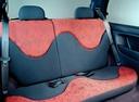 Фото авто Nissan March K11, ракурс: задние сиденья