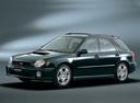 Фото авто Subaru Impreza 2 поколение, ракурс: 45