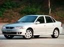 Фото авто Chevrolet Vectra 2 поколение, ракурс: 45