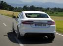 Фото авто Jaguar XF X250 [рестайлинг], ракурс: 180 цвет: белый