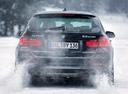 Фото авто Alpina B3 F30/F31, ракурс: 180 цвет: черный