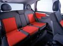 Фото авто Opel Meriva 1 поколение [рестайлинг], ракурс: задние сиденья