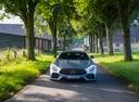 Фото авто Mercedes-Benz AMG GT C190 [рестайлинг],  цвет: серебряный