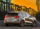 Фото авто Kia Sportage 4 поколение, ракурс: 225 цвет: серый