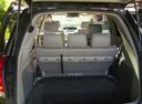 Фото авто Nissan Quest 3 поколение [рестайлинг], ракурс: багажник