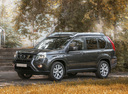 Фото авто Nissan X-Trail T31 [рестайлинг], ракурс: 90 цвет: серый