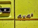 Фото авто Mercedes-Benz G-Класс W463 [3-й рестайлинг], ракурс: шильдик цвет: салатовый
