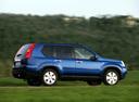 Фото авто Nissan X-Trail T31, ракурс: 270 цвет: синий