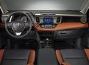 Фото авто Toyota RAV4 4 поколение, ракурс: торпедо