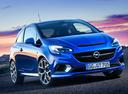 Фото авто Opel Corsa E, ракурс: 315 цвет: синий