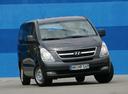 Новый Hyundai H-1, черный , 2016 года выпуска, цена 2 204 000 руб. в автосалоне Евразия плюс