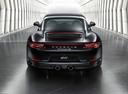 Фото авто Porsche 911 991 [рестайлинг], ракурс: 180 цвет: черный